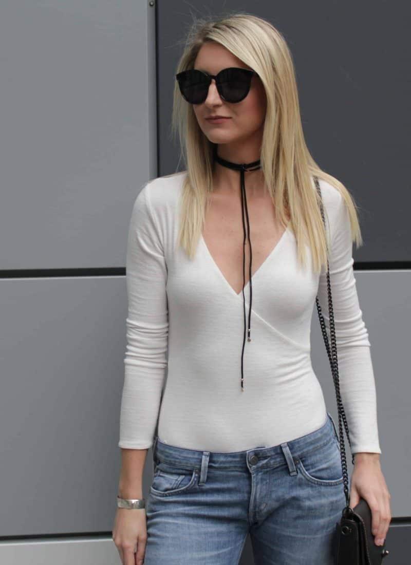 The Best White Bodysuits!