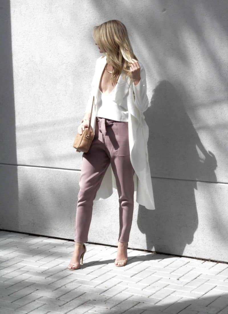 The Best Belted Trousers And How To Style!