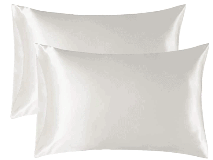 how to stop hair breakage, silk pillow case, the best silk pillow, amazon finds