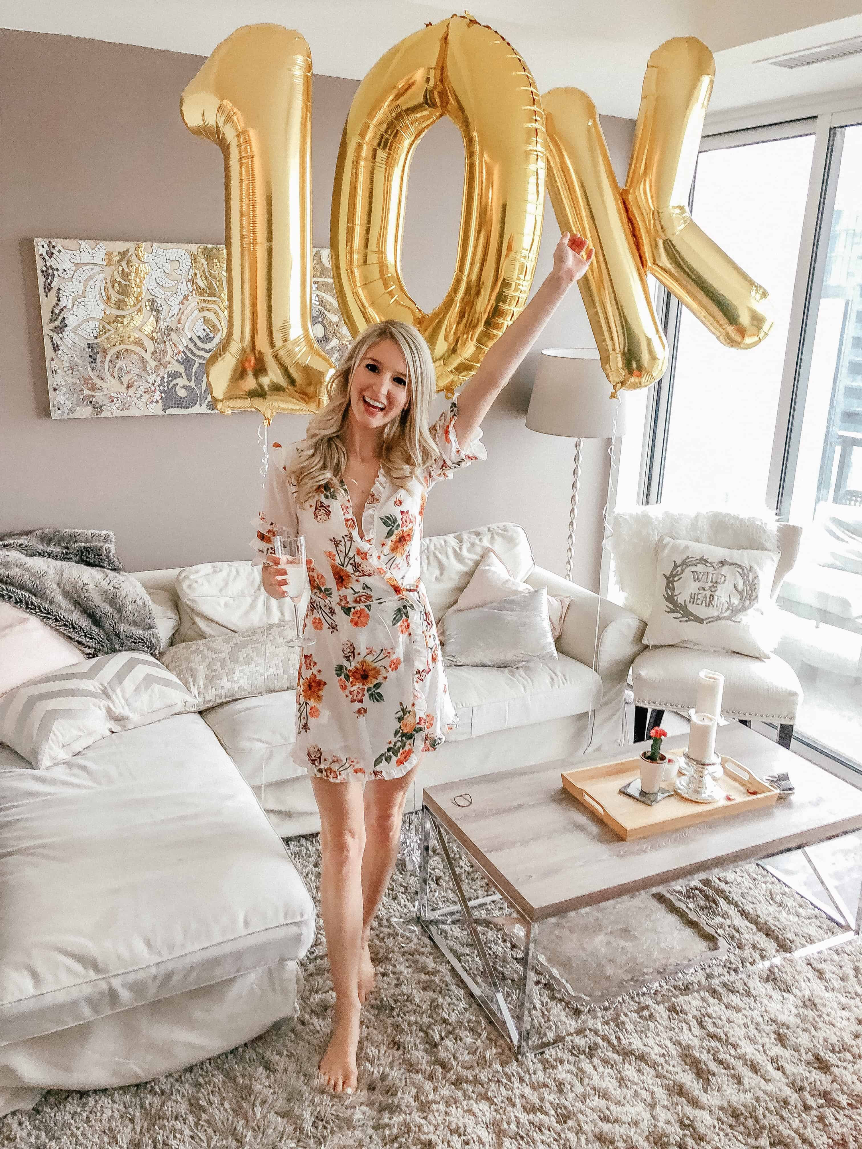 How I grew my Instagram to 10K in less than a year!