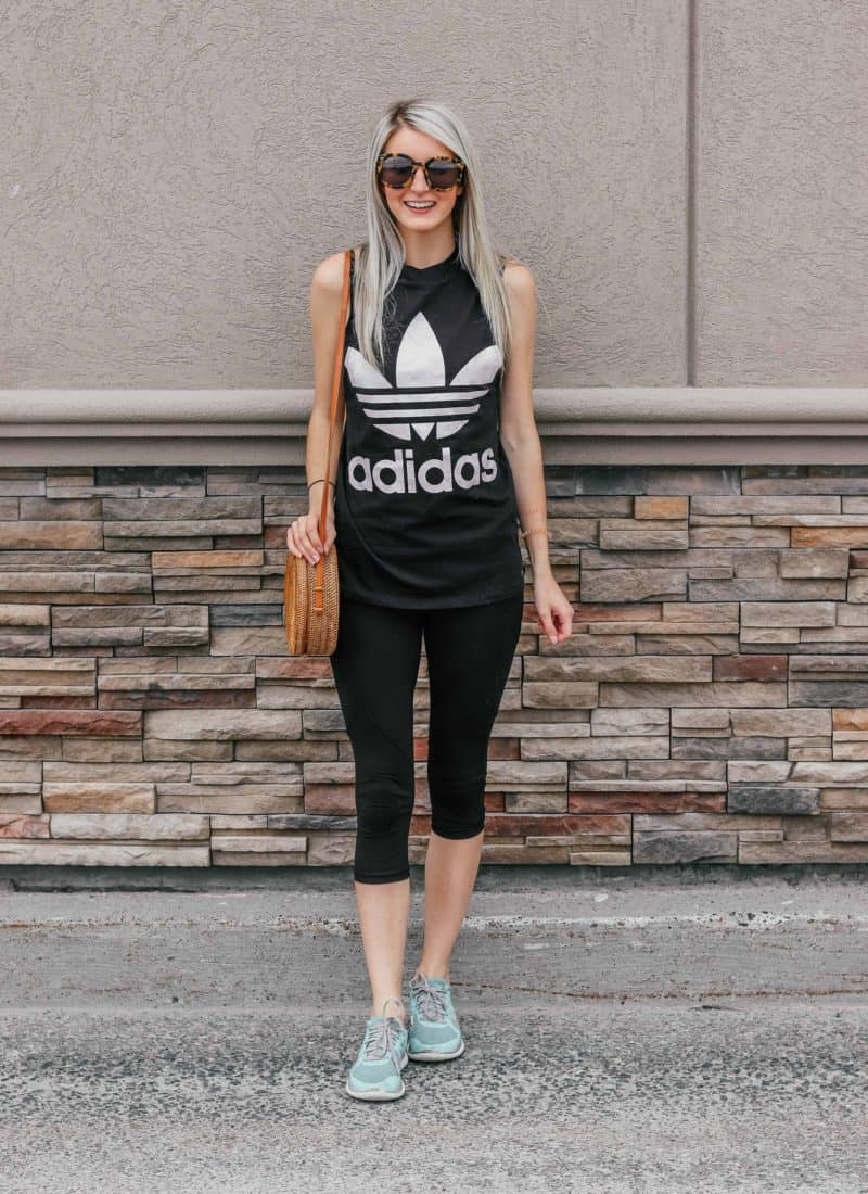 How to style: Athleisure Wear!