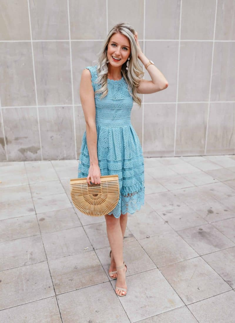 The Perfect Wedding Guest Dress!
