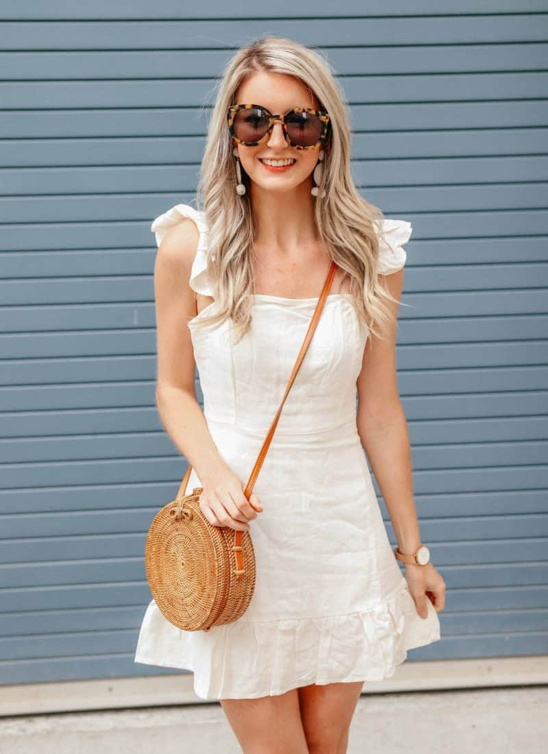 How to Style: Linen Dresses!