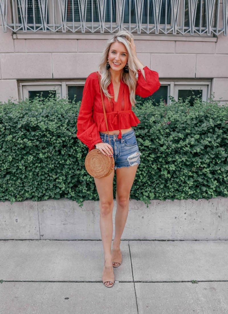 How to Style: Denim Shorts!