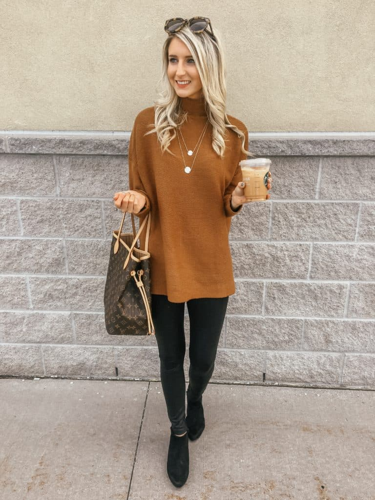 sweater weather, fall sweater, fall outfit, fall outfit 2018, sweater outfits, sweaters for fall, sweater weather outfits, sweater weather fall, prada & pearls, fashion blogger