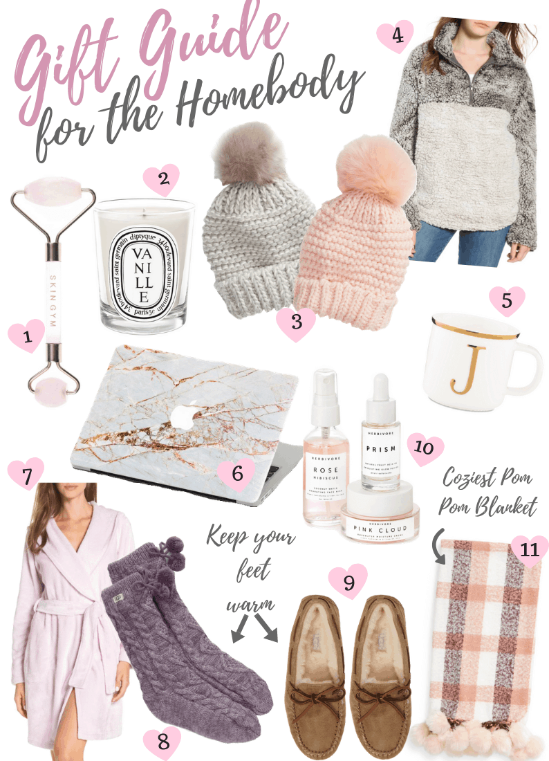 Gift Guide For the Homebody!