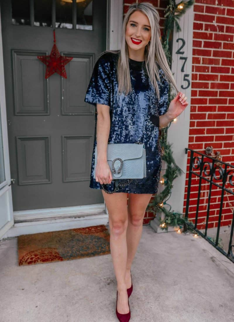 Holiday Party Look With YOOX!