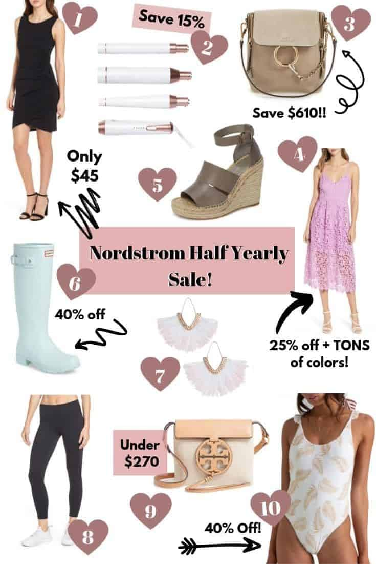 Nordstrom Half Yearly Sale 2019!
