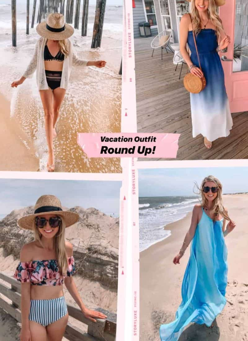 Vacation Outfit Round Up!