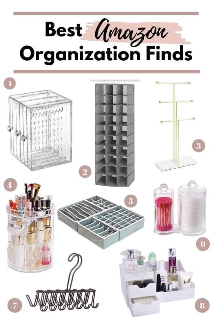 Best Amazon Organization Finds!
