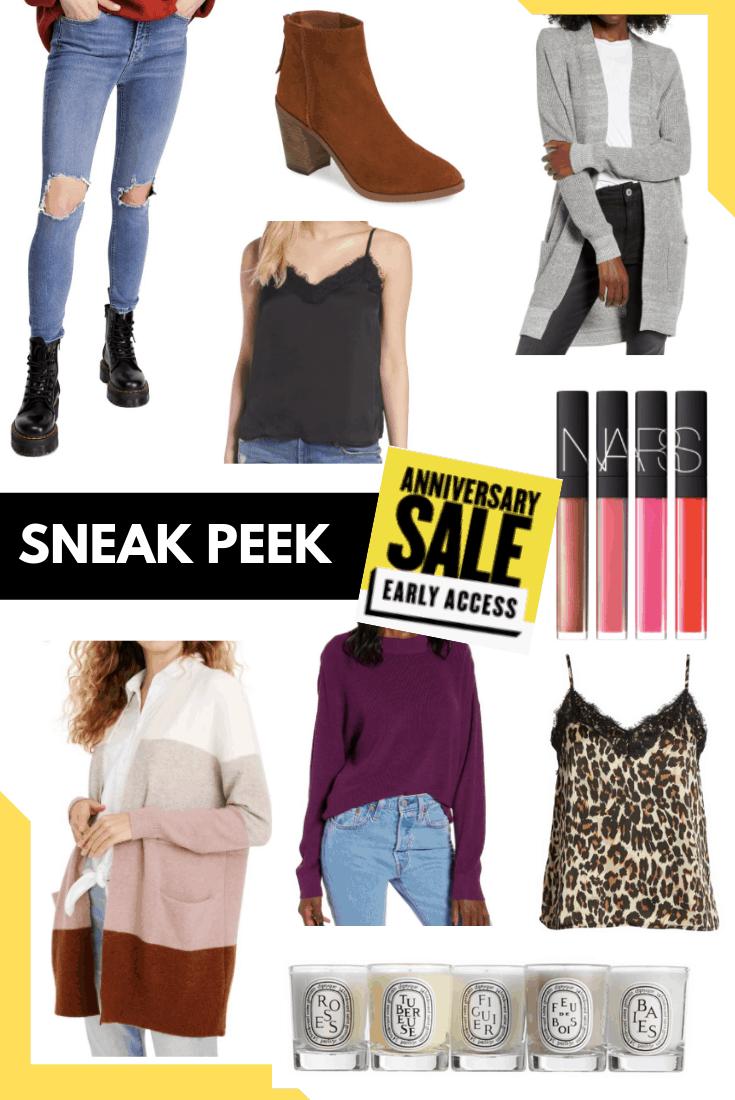 Sneak Peek: Nordstrom Anniversary Sale 2019 + Shopping Tips!