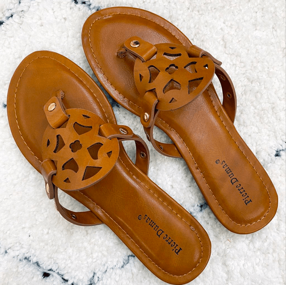 30+ Sandals Similar to Tory Burch