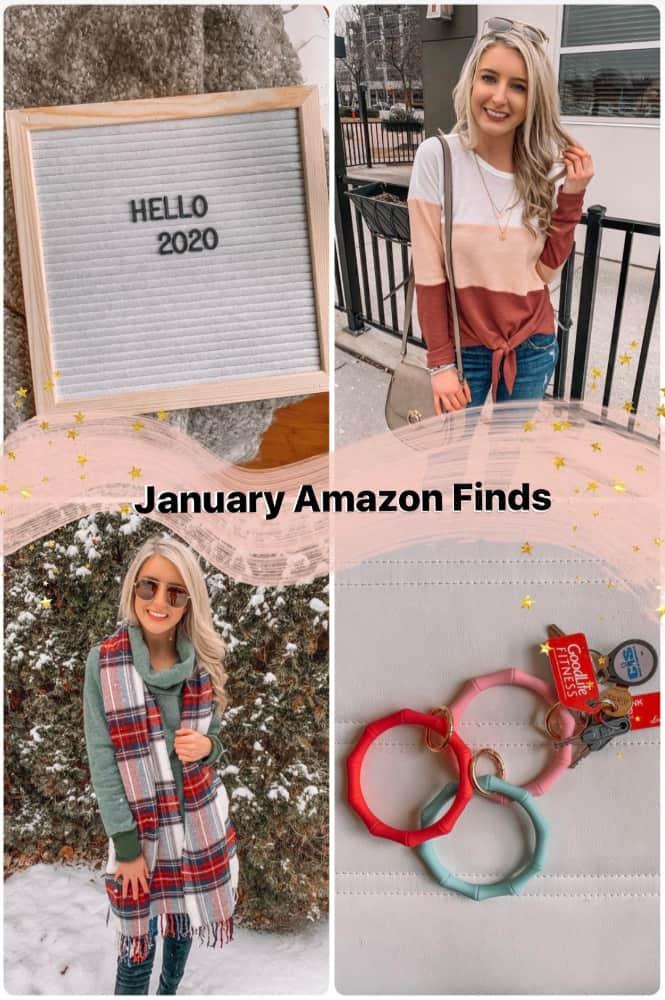 January Amazon Finds!