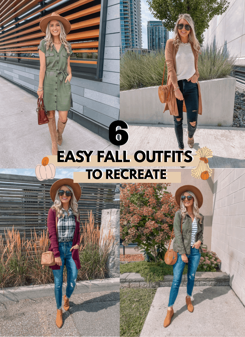6 FALL OUTFITS TO TRY! PRADA & PEARLS