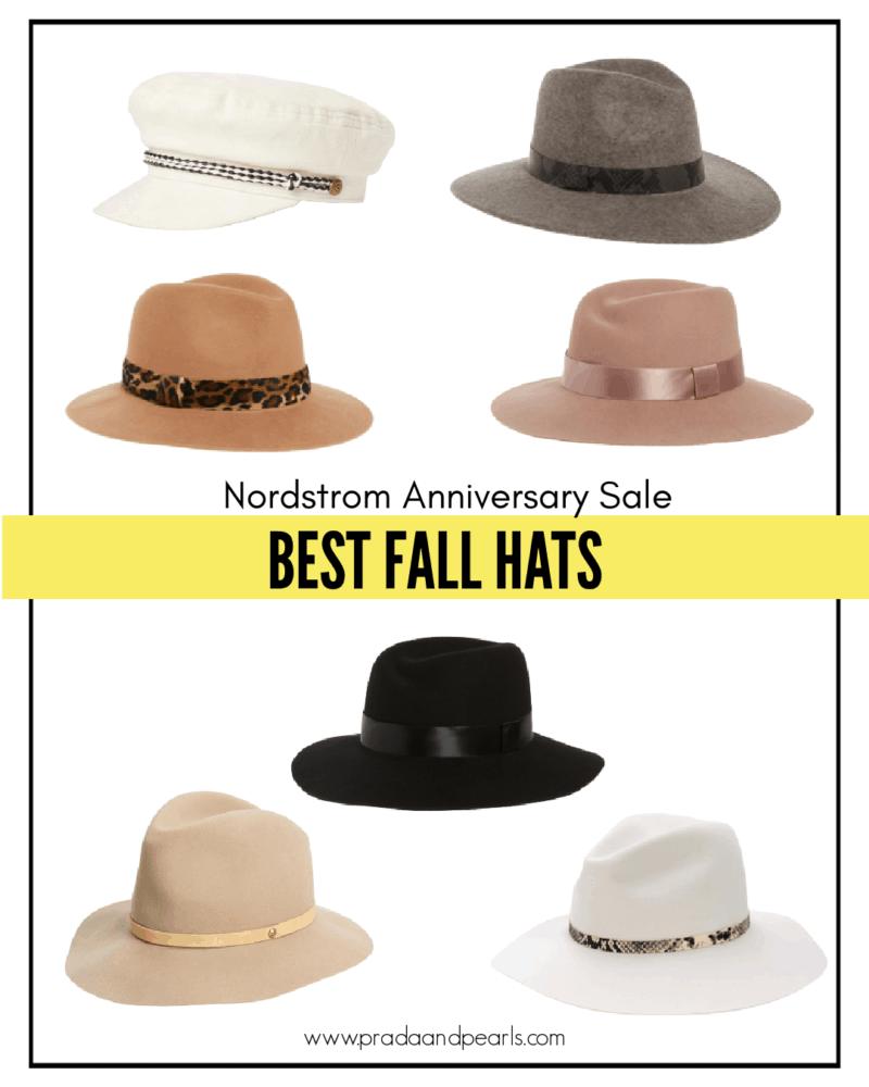 nordstrom, nordstrom sale, nsale, nordstrom anniversary sale, nordstrom anniversary sale 2020, nsale 2020, nsale hats, nordstrom felt hats, fall hats 2020