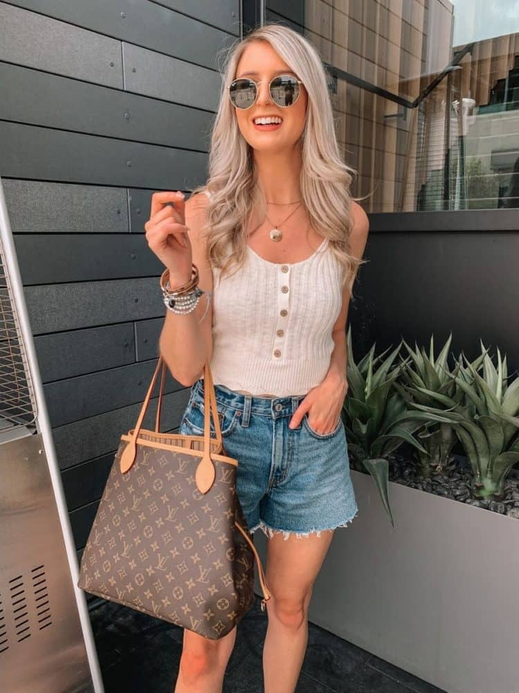 fall transition outfits, fall outfit, fall transition outfits casual, fall outfits women, casual fall outfits, casual outfits, outfit roundup, Prada and pearls, sweater tank