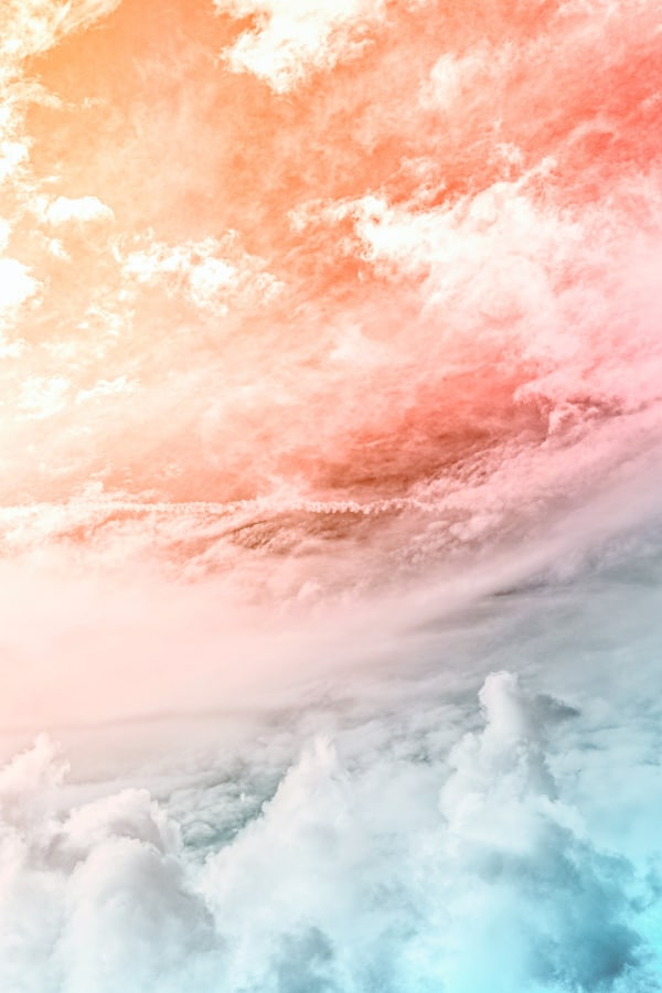 50 Amazing Cloud Aesthetic Wallpaper For Your Iphone