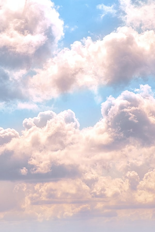 50 Amazing Cloud Aesthetic Wallpaper For Your Iphone Crisp autumn blue sky with awesome clouds. 50 amazing cloud aesthetic wallpaper