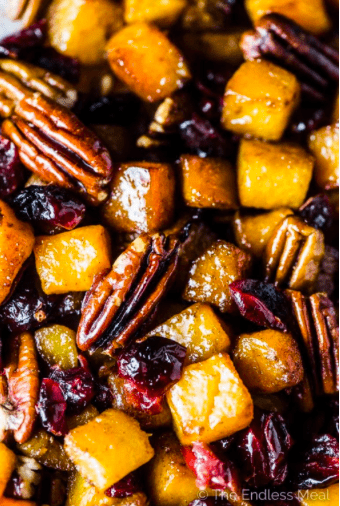 Christmas side dishes