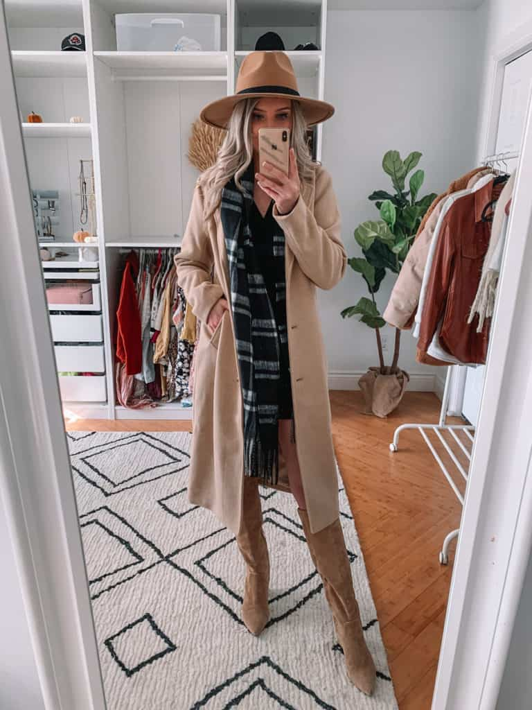 womens coats, womens coats 2020, womens coats casual, prada and pearls, beige wool coat, abercrombie coat, womens coat winter, long wool womens coat, fall style 2020, winter style 2020