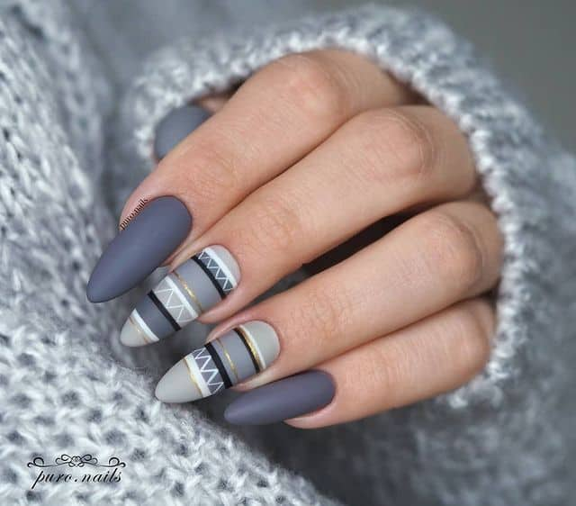 matte nails, matte nails coffin, matte nails acrylic, matte nails design, matte nails grey, matte nails pattern, matte nails art