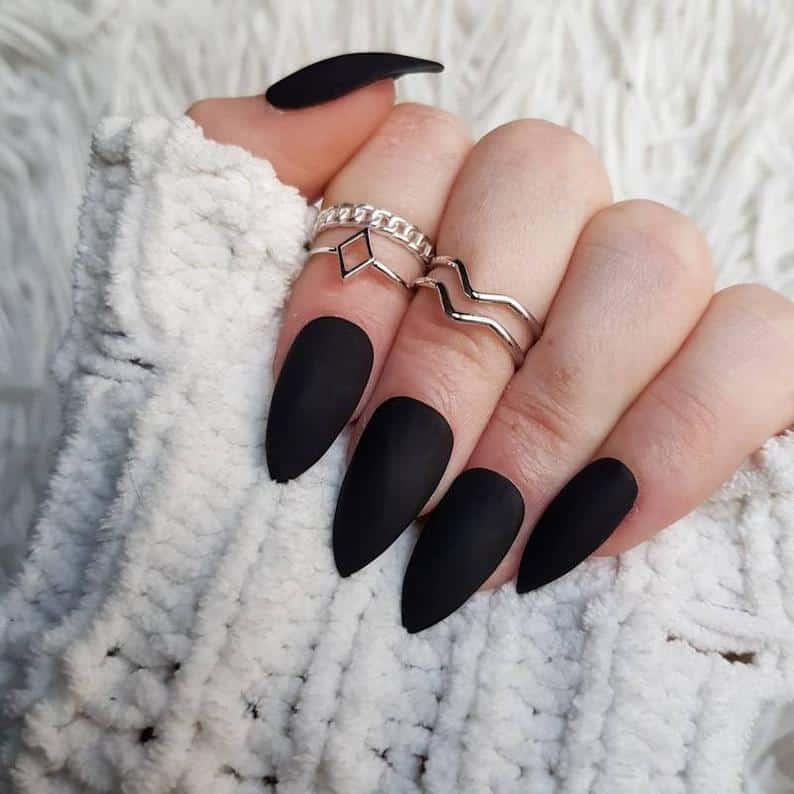 matte nails, matte nails coffin, matte nails acrylic, matte nails design, matte nails black, matte nails dark, matte nails art