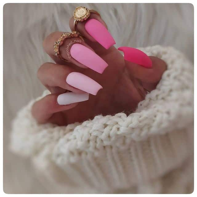 30+ Amazing Matte Nails You Need To Try!