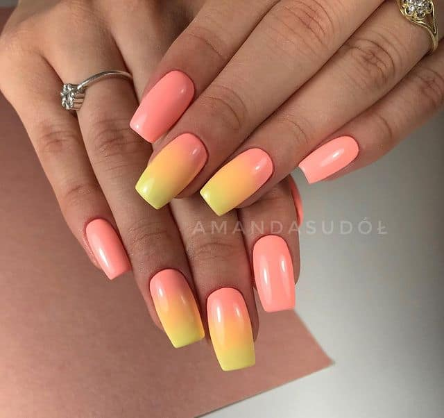ombre nails, ombre nail ideas, ombre nails pink, ombre nails short, ombre nails coffin, ombre nail art, cute ombre nails, ombre nail color ideas, pink nail ideas