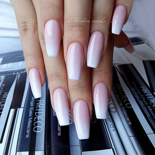 ombre nails, ombre nail ideas, ombre nails pink, ombre nails short, ombre nails coffin, ombre nail art, cute ombre nails, ombre nail color ideas, pink nail ideas, pink ombre nails