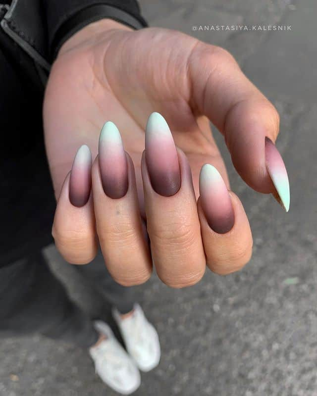 ombre nails, ombre nail ideas, ombre nails pink, ombre nails short, ombre nails coffin, ombre nail art, cute ombre nails, ombre nail color ideas, maroon nail art, pink nails, pink nail art