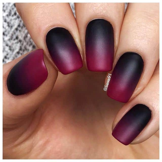 ombre nails, ombre nail ideas, ombre nails pink, ombre nails short, ombre nails coffin, ombre nail art, cute ombre nails, ombre nail color ideas, dark ombre, dark nail art, dark nails