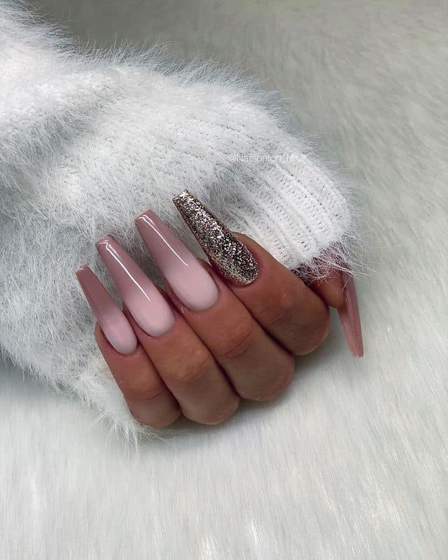 ombre nails, ombre nail ideas, ombre nails pink, ombre nails short, ombre nails coffin, ombre nail art, cute ombre nails, ombre nail color ideas, pink nail art, pink nails, pink nail ideas, ombre nails glitter