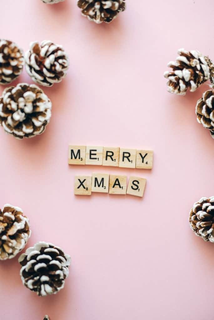 Christmas Aesthetic Wallpaper
