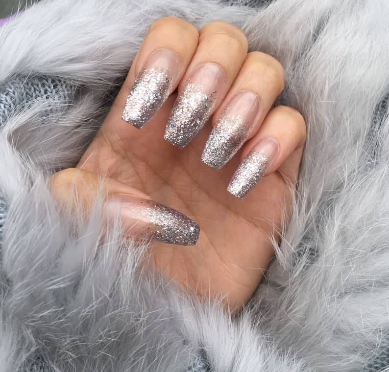 ombre nails, ombre nail ideas, ombre nails pink, ombre nails short, ombre nails coffin, ombre nail art, cute ombre nails, ombre nail color ideas, glitter nails, glitter nail ideas