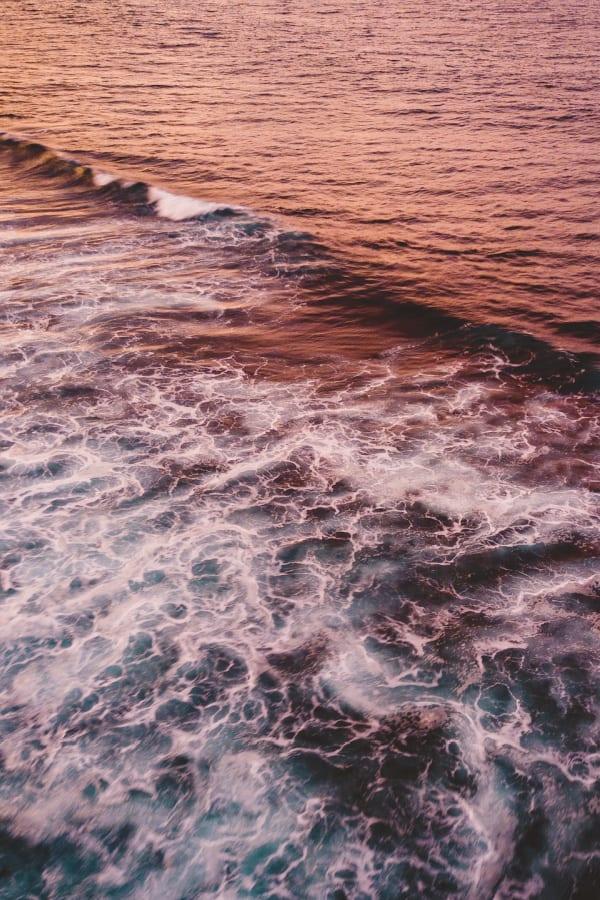 wave wallpaper, wave background, pastel wallpaper, dark aesthetic, pink aesthetic, blue aesthetic, ocean wallpaper