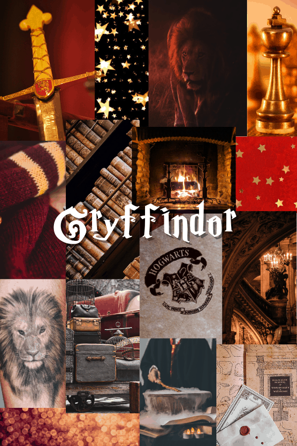 20+ Amazing Gryffindor Backgrounds For Your iPhone!