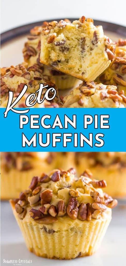 keto muffin recipes, keto muffins, keto muffins almond flour, keto muffins cream cheese, keto muffins easy, keto muffins coconut flour, healthy keto muffins, keto recipes, low carb recipes, pecan pie muffins