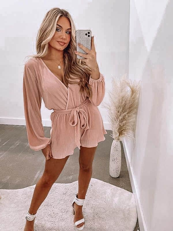 spring dresses 2021, spring dresses, grey dress, spring dresses casual, spring dresses classy, spring dresses for teens, pink romper, tied front romper