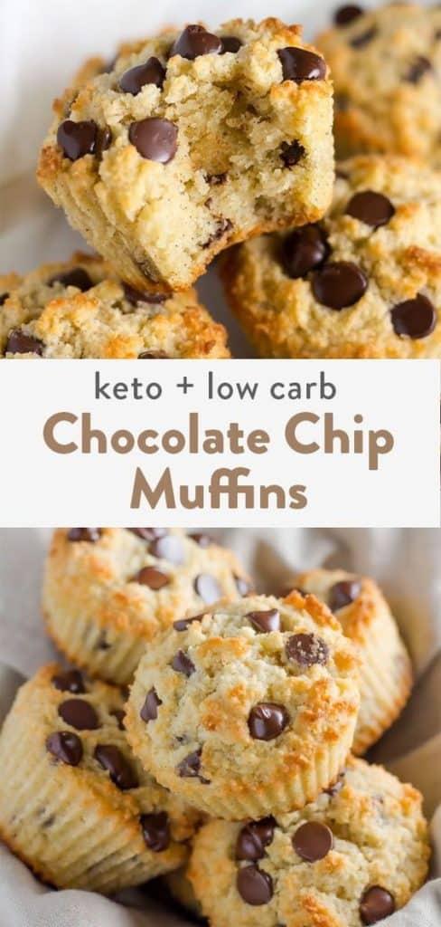 keto muffin recipes, keto muffins, keto muffins almond flour, keto muffins cream cheese, keto muffins easy, keto muffins coconut flour, healthy keto muffins, keto recipes, low carb recipes, keto chocolate chip muffins