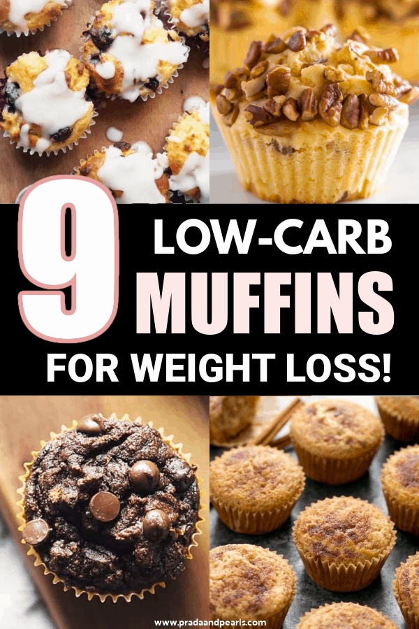 9 Keto Muffin Recipes You Need To Try!