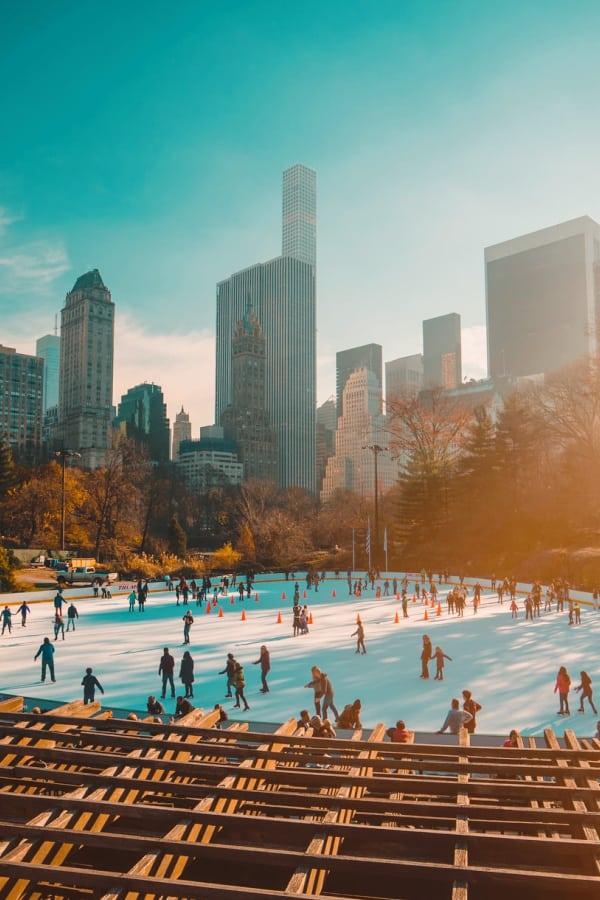 New York City, New York City wallpaper, New York aesthetic, New York City aesthetic, New York wallpaper, NYC wallpaper, Central Park wallpaper, Central Park, New York City winter