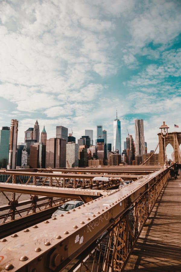 New York City, New York City wallpaper, New York aesthetic, New York City aesthetic, New York wallpaper, NYC wallpaper, Brooklyn bridge