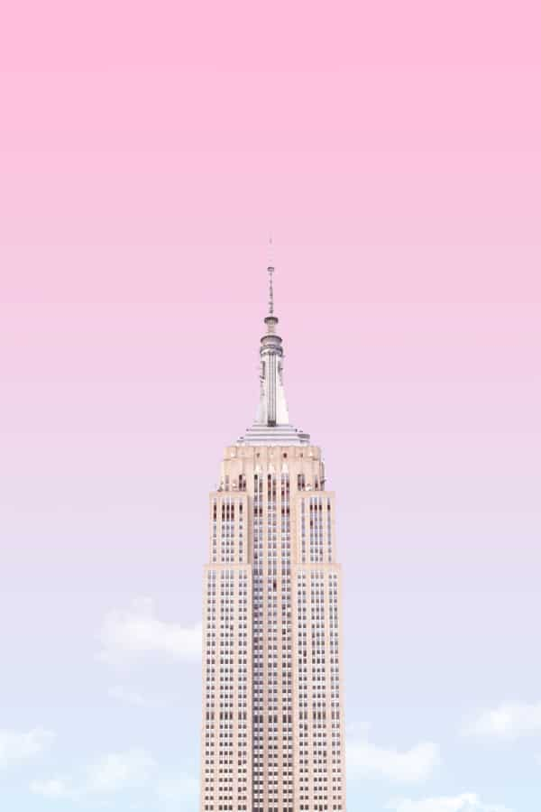 New York City, New York City wallpaper, New York aesthetic, New York City aesthetic, New York wallpaper, NYC wallpaper, pink aesthetic, pink wallpaper