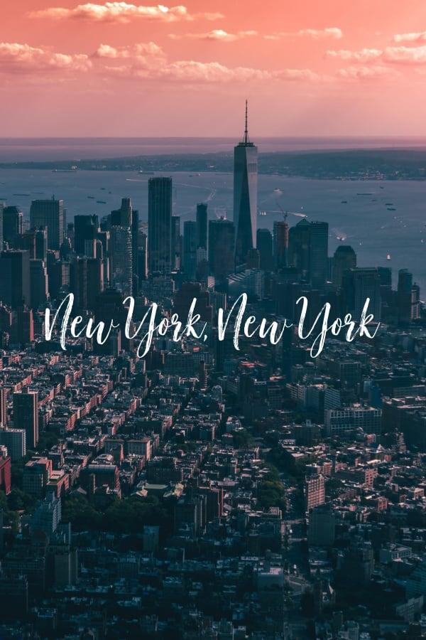 New York City, New York City wallpaper, New York aesthetic, New York City aesthetic, New York wallpaper, NYC wallpaper, sunset wallpaper, sunset aesthetic