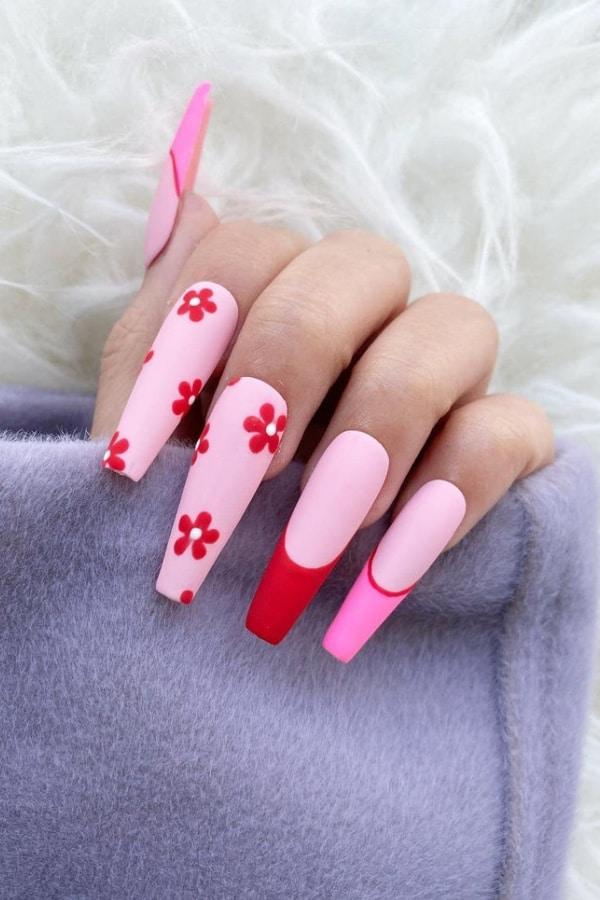 press on nails, best press on nails 2021, cute press on nails, press on nail designs, press on nails short, press on nails coffin, press on nail designs pink, spring press on nails, abstract press on nails, floral nails, pink nails
