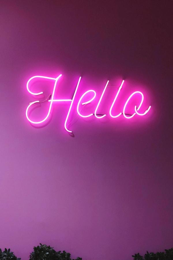 pink wallpaper, pink wallpaper iPhone, pink aesthetic, cute pink wallpaper, pink background, pink background iPhone, pink wallpaper girly, neon sign wallpaper, neon sign aesthetic