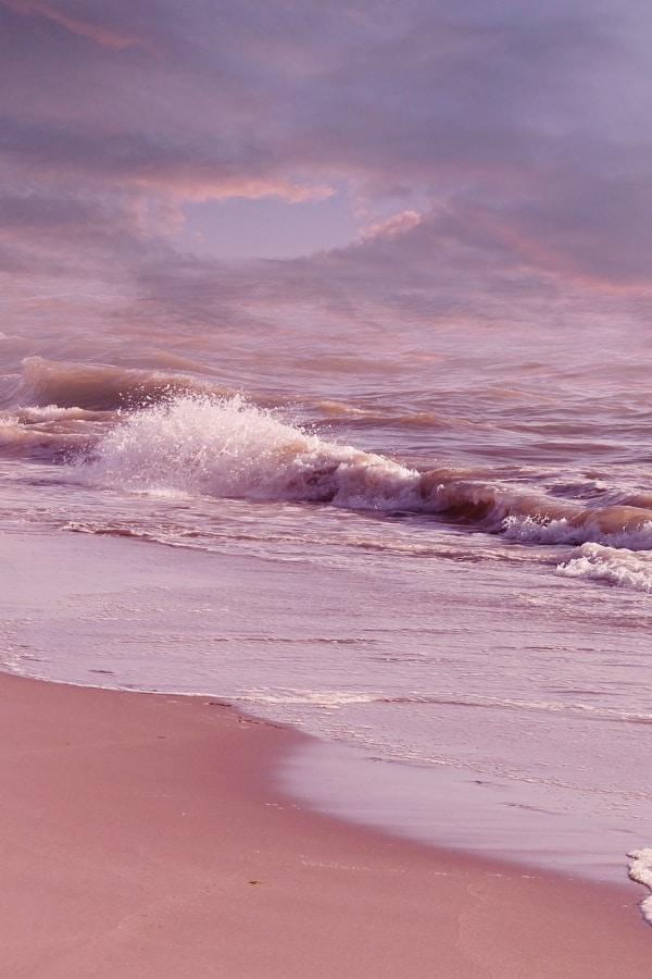 pink wallpaper, pink wallpaper iPhone, pink aesthetic, cute pink wallpaper, pink background, pink background iPhone, pink wallpaper girly, beach wallpaper, pink sand
