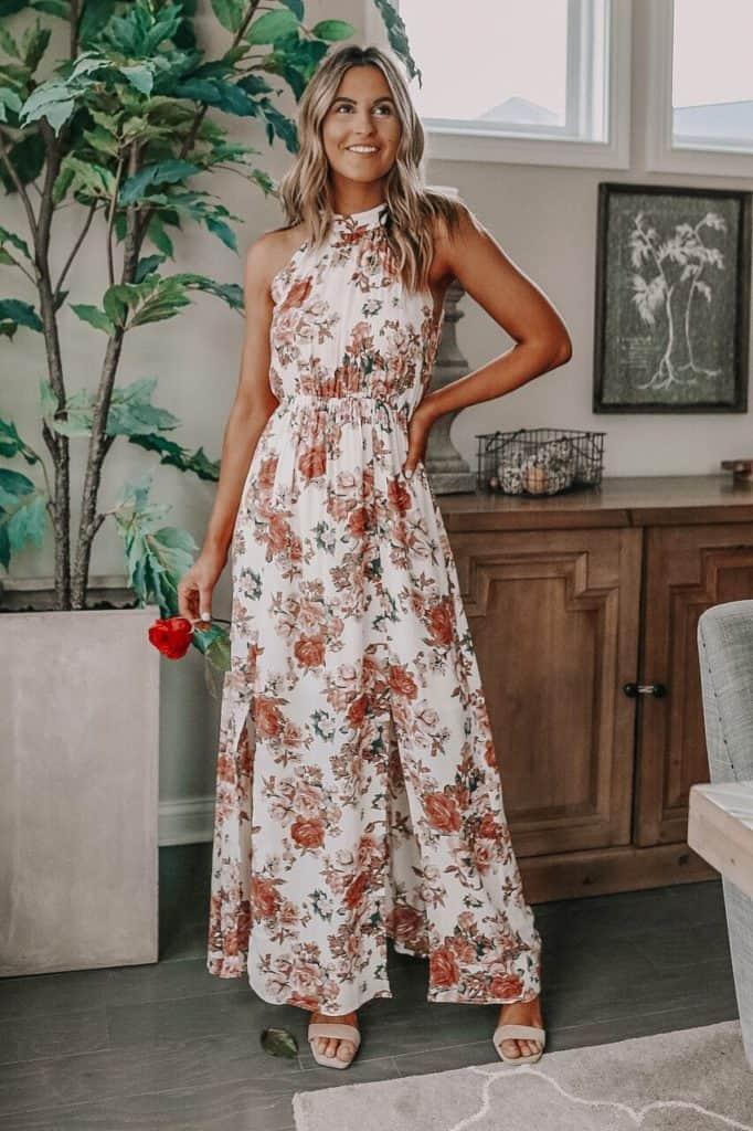 spring dresses 2021, spring dresses, grey dress, spring dresses casual, spring dresses classy, spring dresses for teens, maxi dress, floral maxi dress