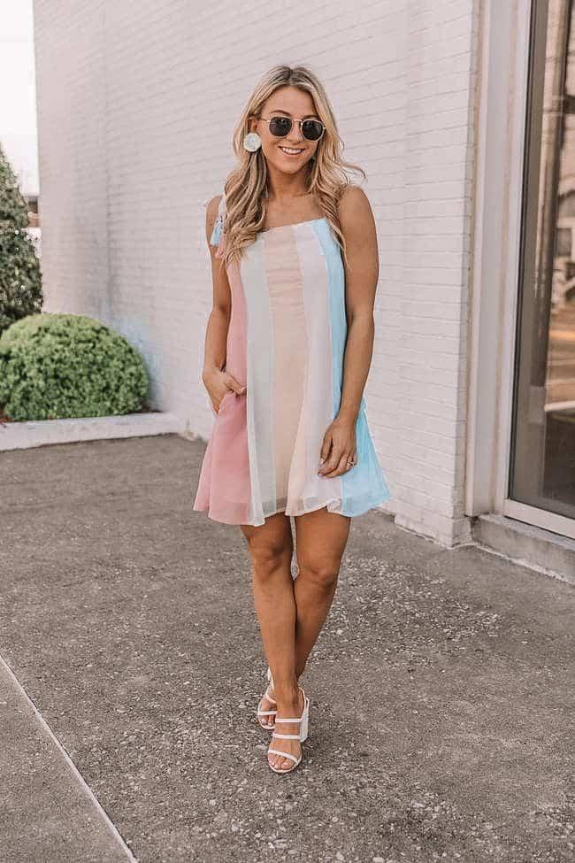 spring dresses 2021, spring dresses, grey dress, spring dresses casual, spring dresses classy, spring dresses for teens, rainbow dress, mini dress