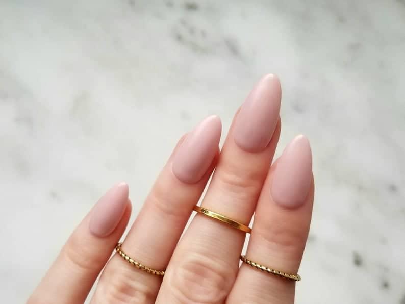 pink nails, pink nail art, pink nail designs, pink nail ideas, pink nails acrylic, pink nail polish, spring nails, nude nails, almond nails